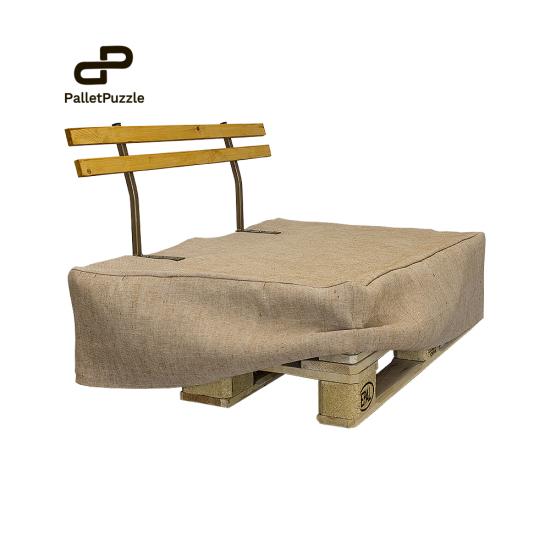 дача мебель диван поддоны недорого своими руками садовая фото
