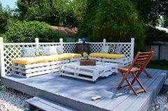 Садовая мебель недорого