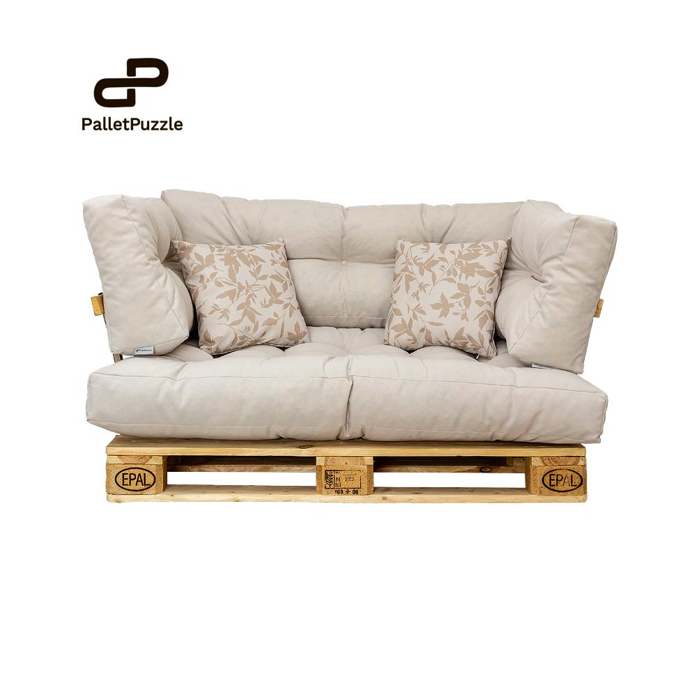 мебель дачи мансарды веранды отдыха подушки диван поддоны паллеты дача