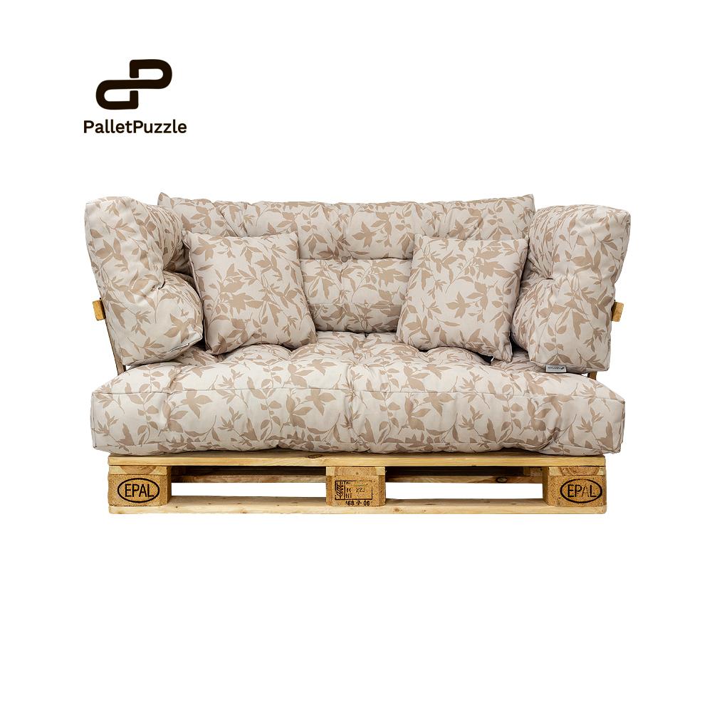 садовая мебель из поддонов, паллет подушки для мебели из поддонов и паллет дачная мебель дешево