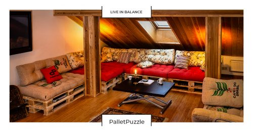 мебель из паллет